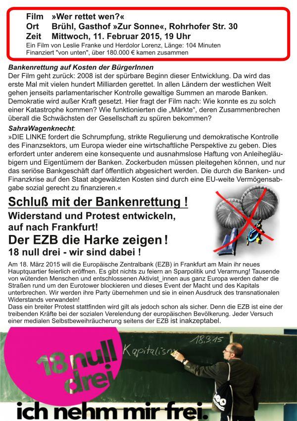 Flyer, Seite 2