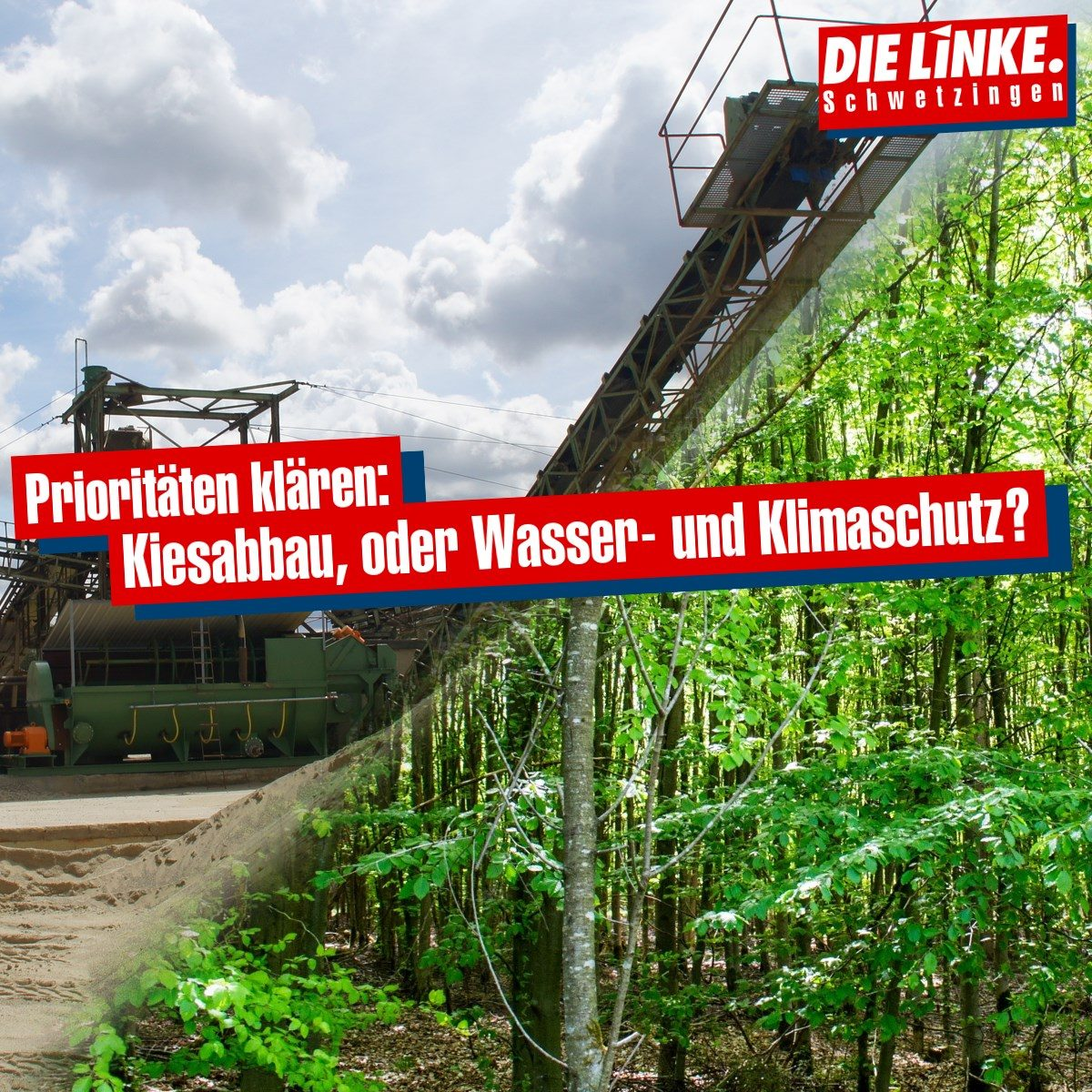 "Projekt ""Entenpfuhl"" Kiesabbau oder Klimaschutz"