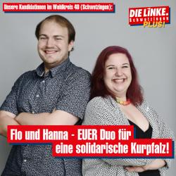 EUER Team für eine solidarische Kurpfalz.